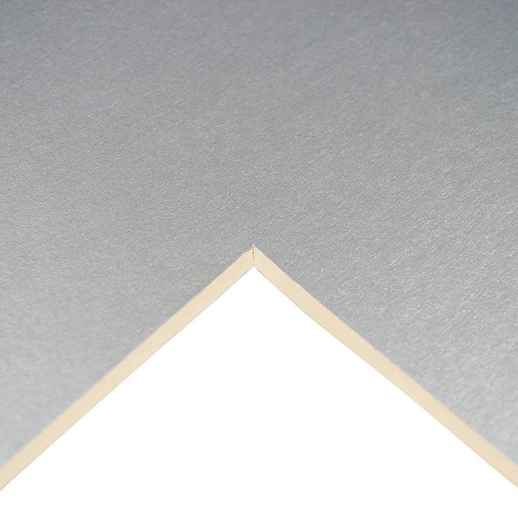 Daler Rowney : Studland Mountboard : A1 : 23x33in : Metallic Silver : 1033