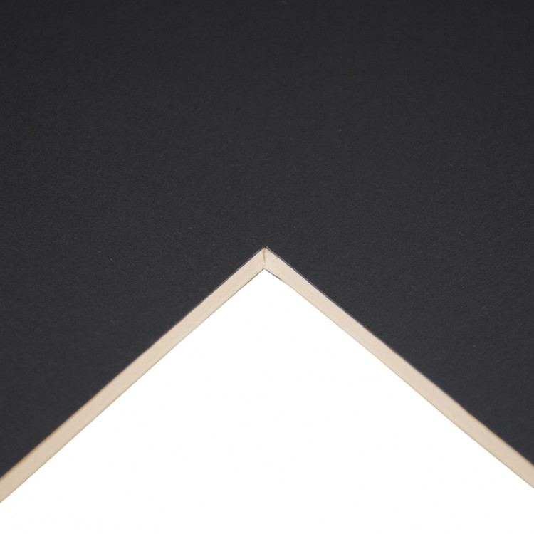 Daler Rowney : Studland Mountboard : A1 : 23x33in : Poster Black : 1042