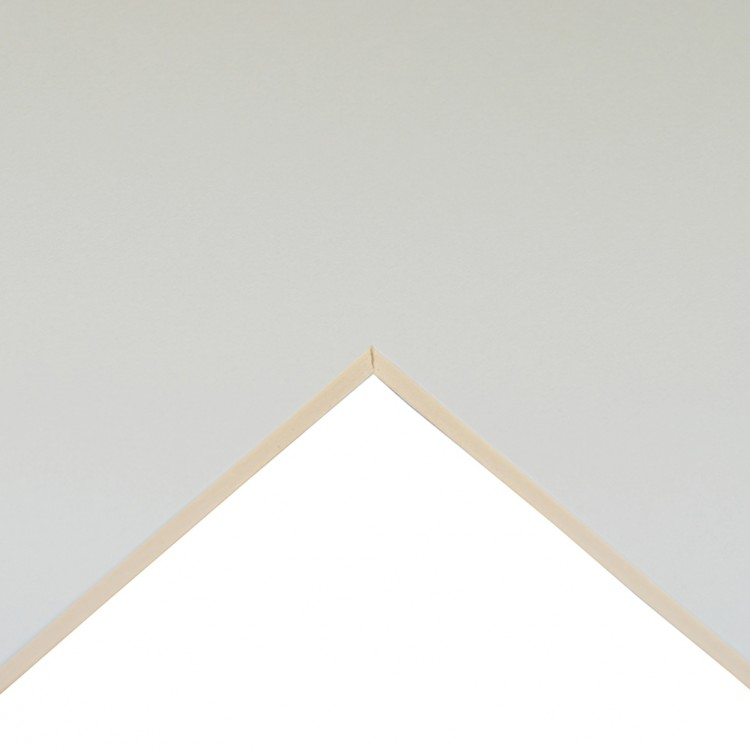 Daler Rowney : Studland Mountboard : A1 : 23x33in : Antique White : 1069