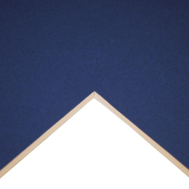 Daler Rowney : Studland Mountboard : A1 : 23x33in : Twilight Blue : 1082