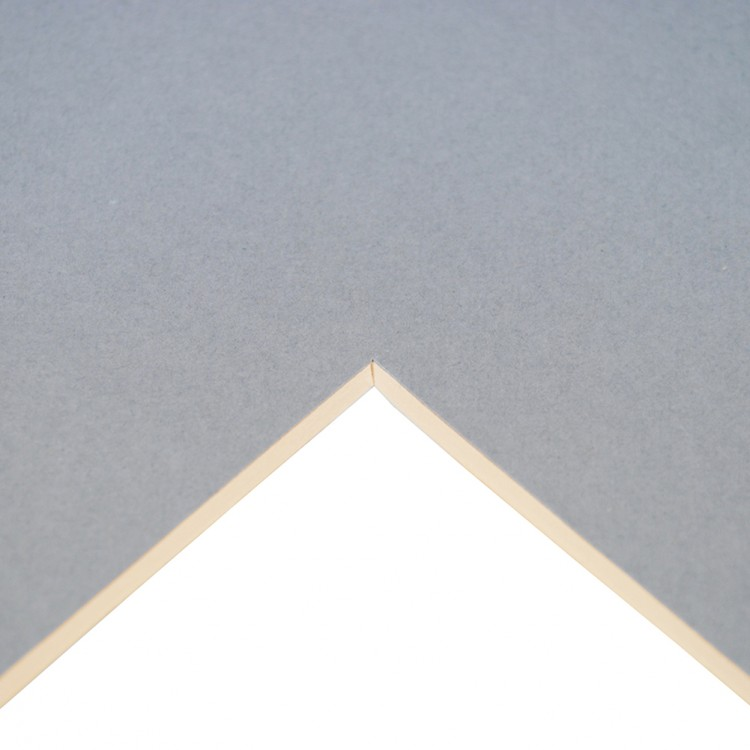 Daler Rowney : Studland Mountboard : A1 : 23x33in : Light Blue : 1083