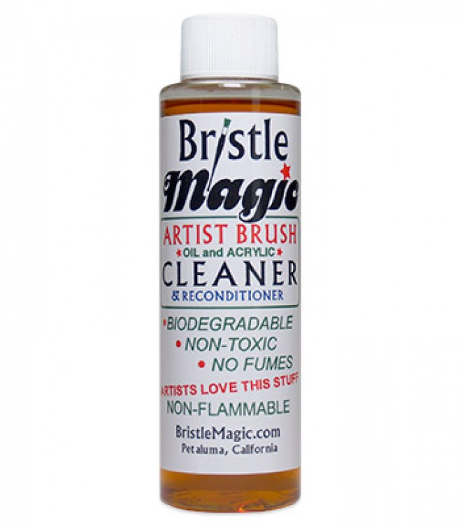 Bristle Magic : Brush Cleaner and Reconditioner 500ml