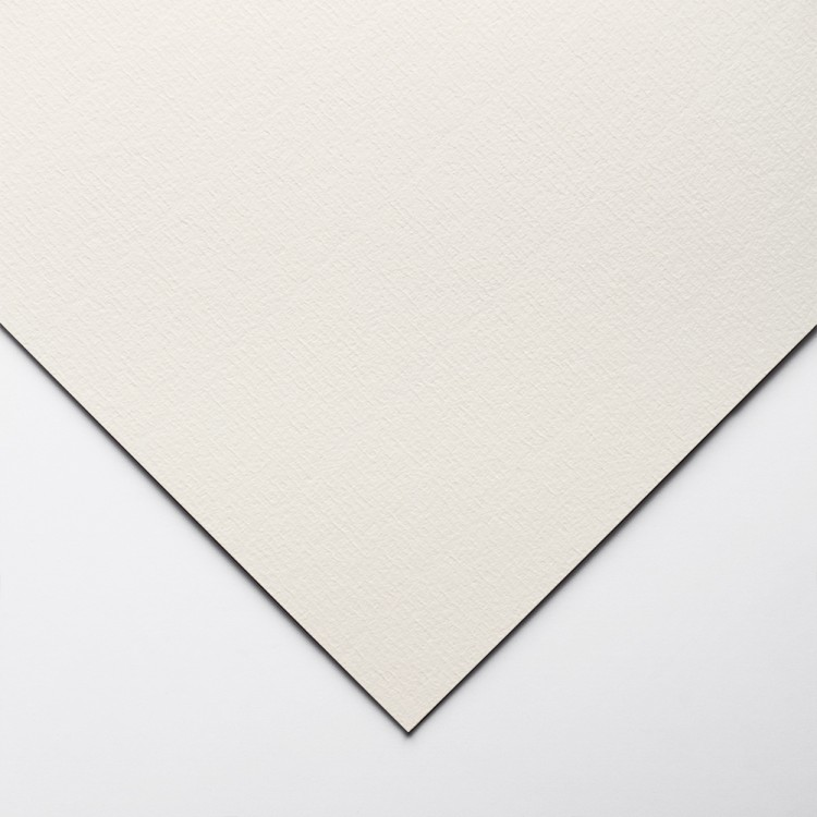 JAS : White Core Mount Board 60x80cm : Antique white