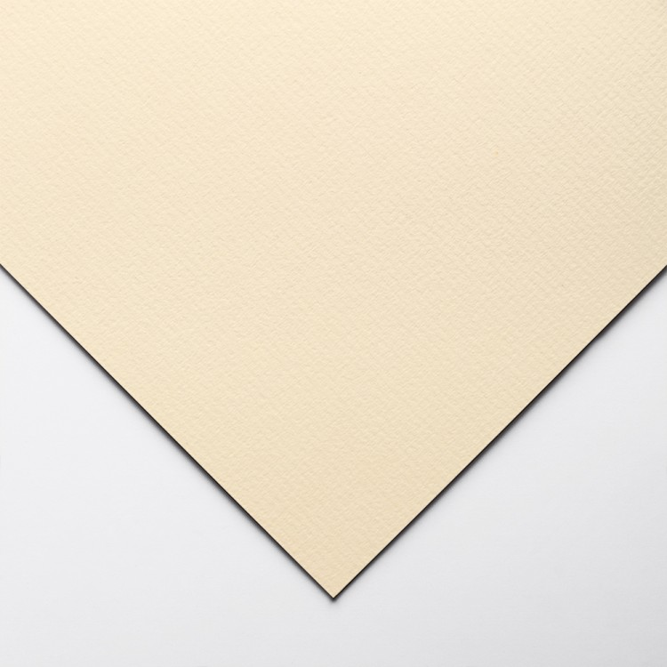 JAS : White Core Mount Board 60x80cm : Biscuit