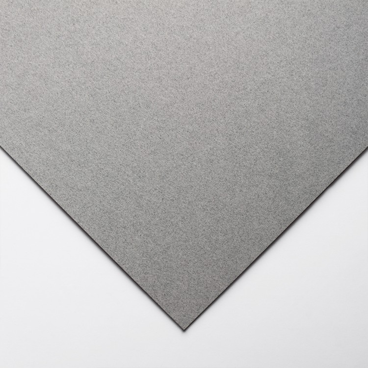 JAS : White Core Mount Board 60x80cm : Felt Gray