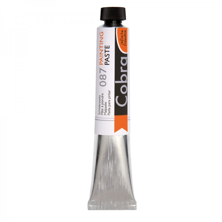 Talens : Cobra Water Mixable Oil : Painting Paste Medium : 60ml