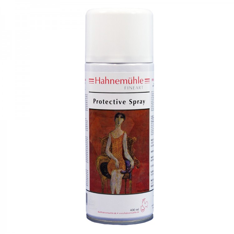 Hahnemuhle : Protective Spray : 400ml (Road Shipping Only)