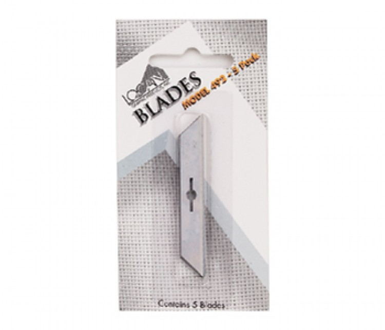 Logan : 5 pack Blades for 1500 Foam Board Cutter