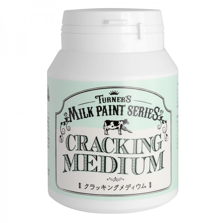 Turner : Milk Paint : Cracking Medium : 200ml