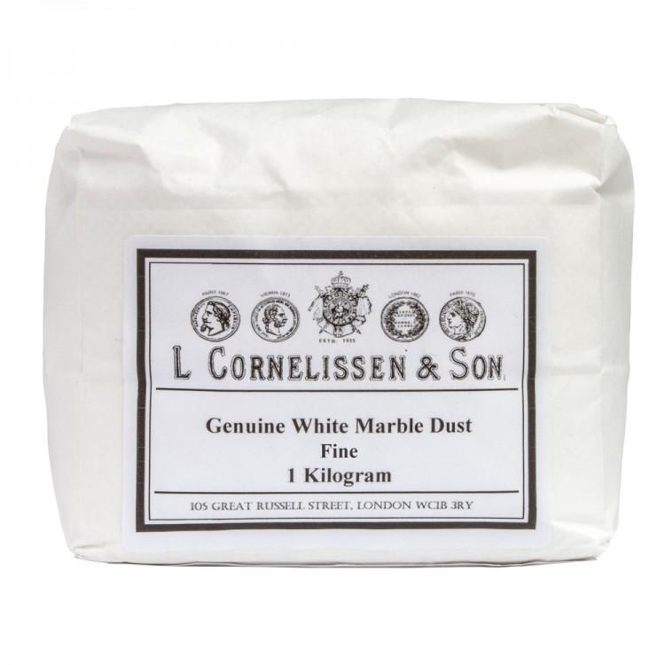 Cornelissen : Marble Dust Fine Grain : Genuine White : 1kg