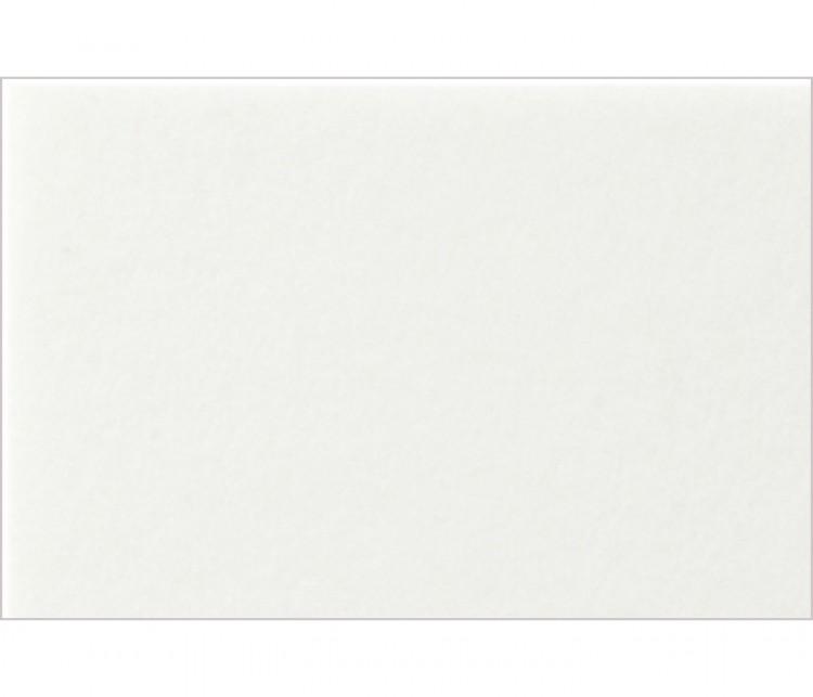 JAS : White Core Pre-Cut Mounts 1.4mm outer size : 24x30cm : aperture size : 15x20cm : Soft White : Box of 25