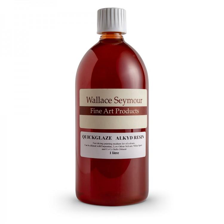 Pip Seymour : Alkyd Resin Glaze Medium : 1000ml : By Road Parcel Only