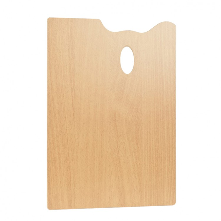 Mabef : RECTANGLE Wooden Palette 30 x 40 cm (3.7mm thick)