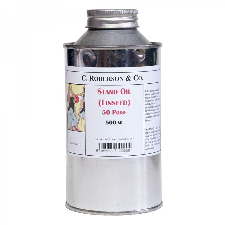 Roberson : Stand Oil : 500ml