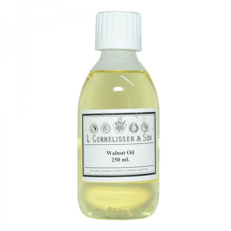 Cornelissen : Walnut Oil : 250ml : By Road Parcel Only