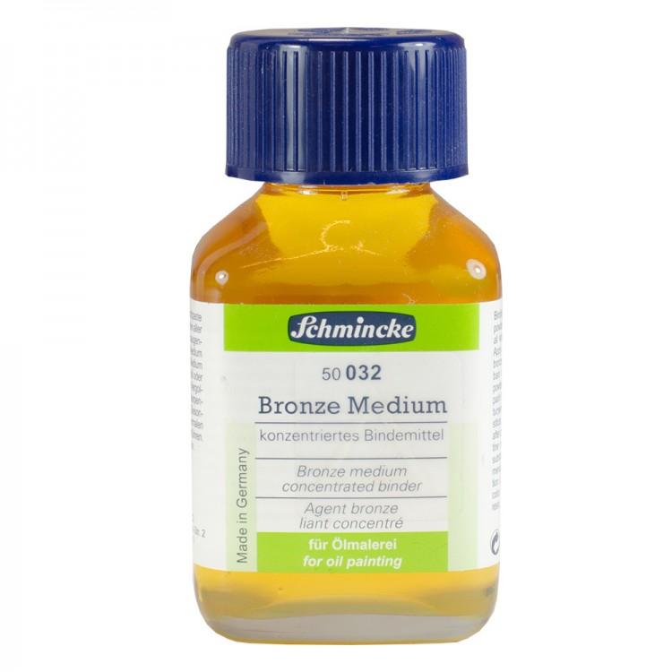 Schmincke : Bronze Powder Medium : 60ml
