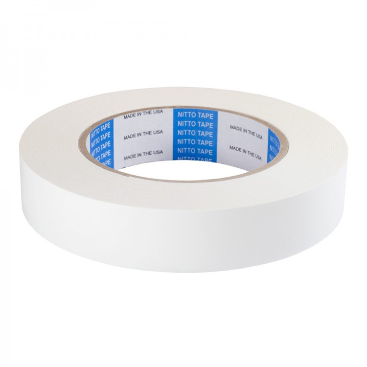 Acid Free Art Tape White 25mm x 54m Smooth