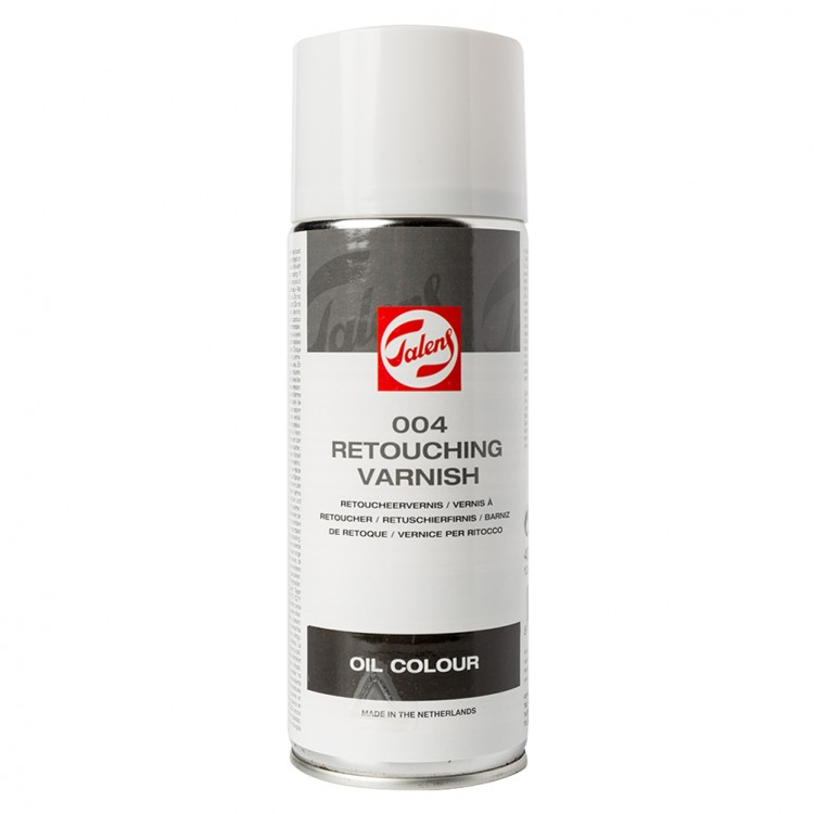 Royal Talens : Retouching Varnish Spray Can : 400ml