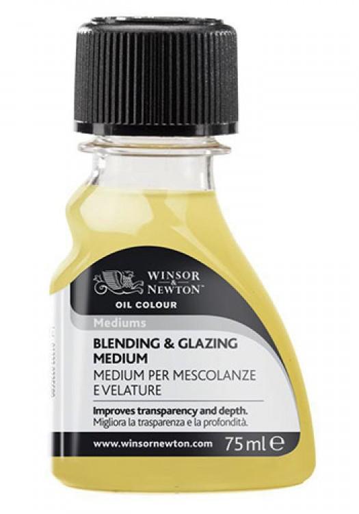 W&N : Artist Blending & Glazing Medium: 75ml : By Road Parcel Only