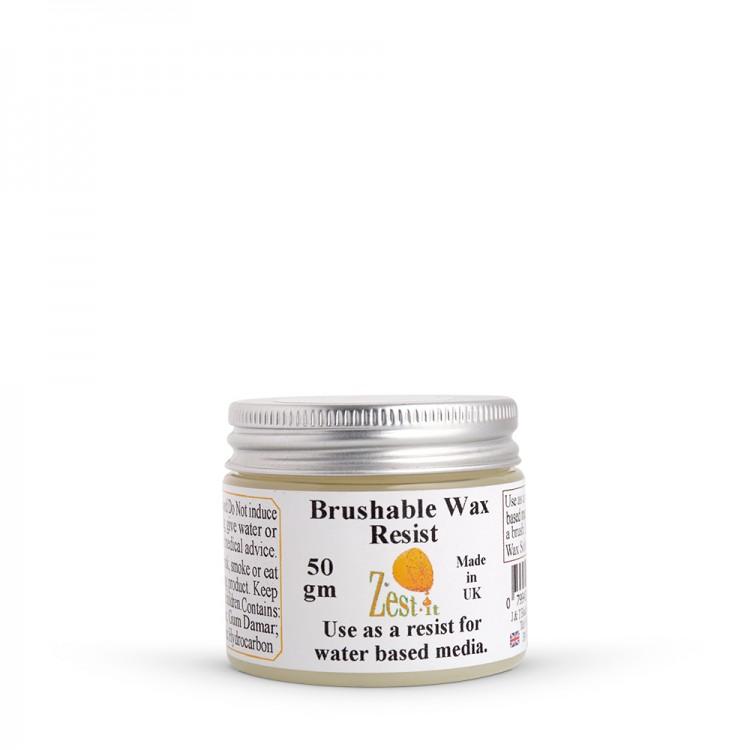 Zest-It : Brushable Wax Resist : 50g