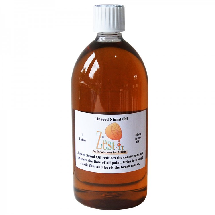 Zest It : Linseed Stand Oil : 1000ml