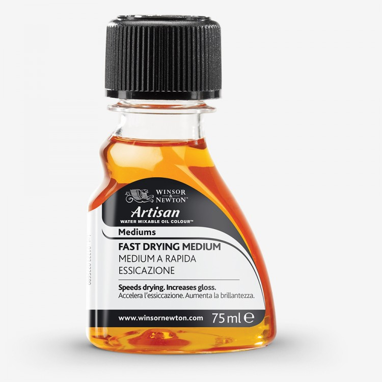 Winsor & Newton : Artisan : 75ml : Fast Drying Medium