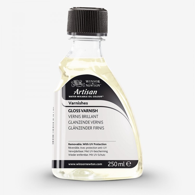 Winsor & Newton : Artisan : 250ml : Gloss Varnish