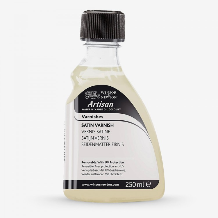 Winsor & Newton : Artisan : 250ml : Satin Varnish