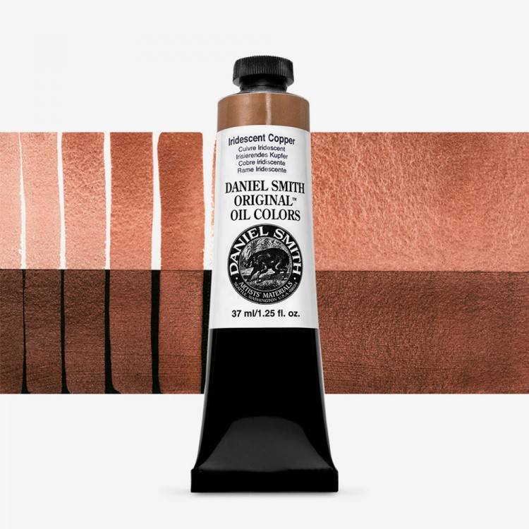 Daniel Smith : Original Oil Paint : 37ml : Iridescent Copper
