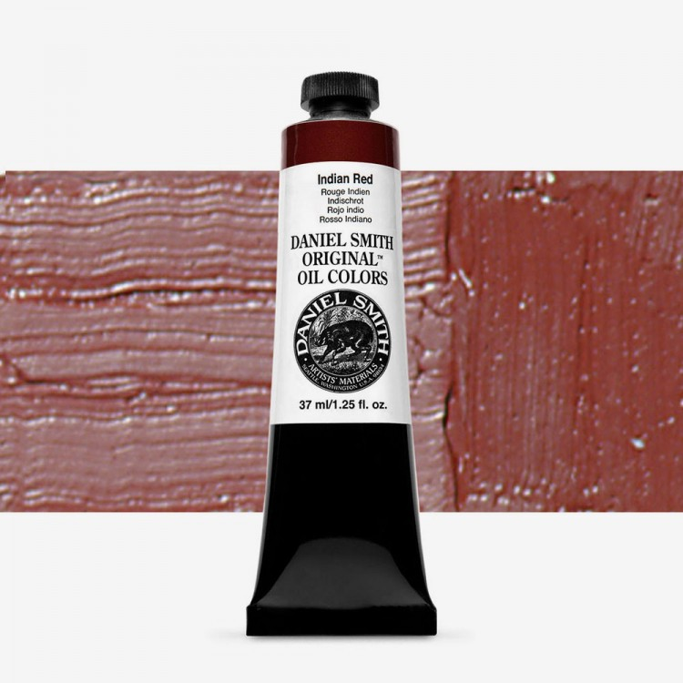 Daniel Smith : Original Oil Paint : 37ml : Indian Red