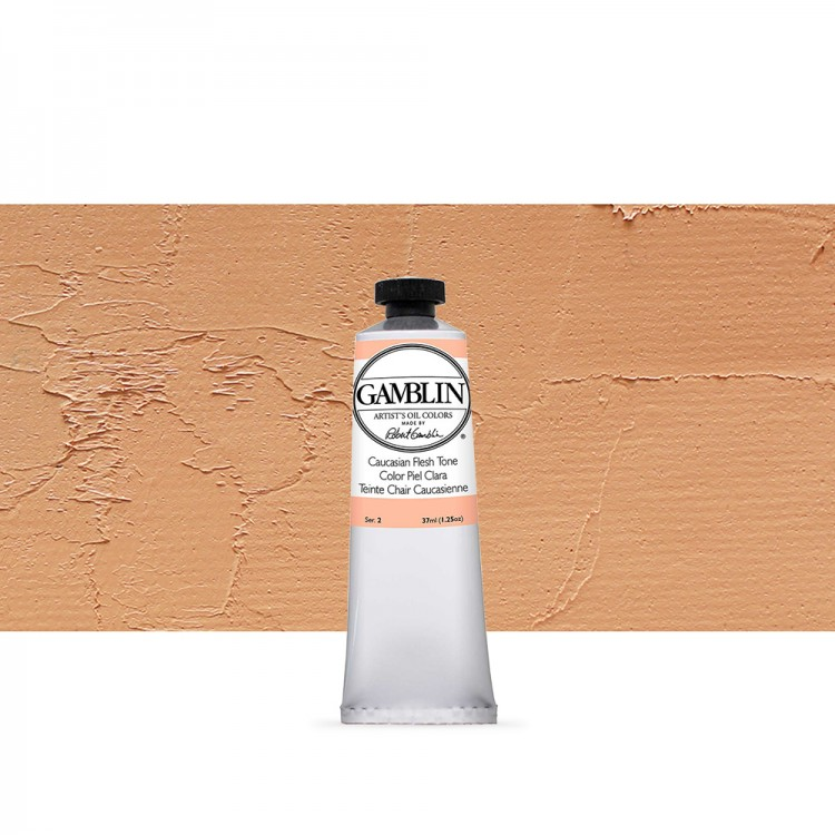 Gamblin : Artist Oil Paint : 37ml : Caucasian Flesh Tone