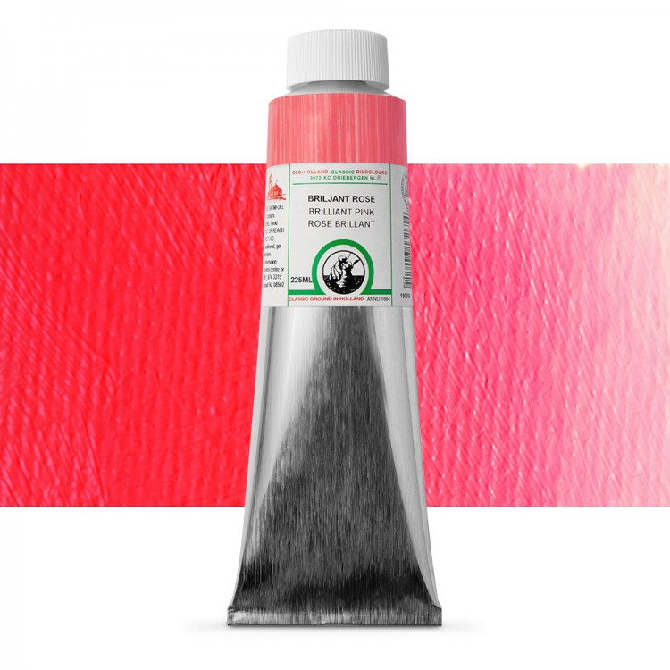 Old Holland : Classic Oil : 225ml Brilliant Pink
