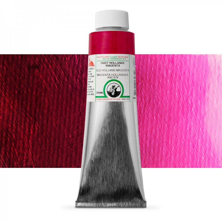 Old Holland : Classic Oil : 225ml Magenta