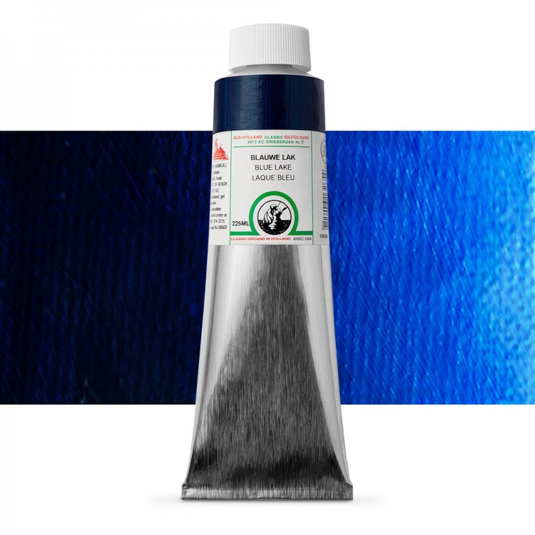 Old Holland : Classic Oil : 225ml Blue Lake