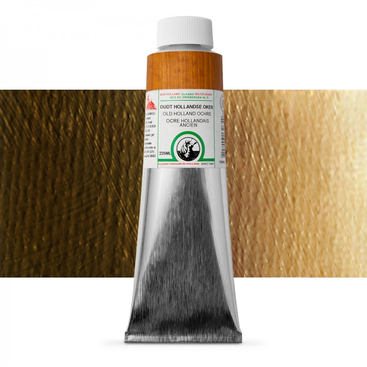 Old Holland : Classic Oil : 225ml Ochre