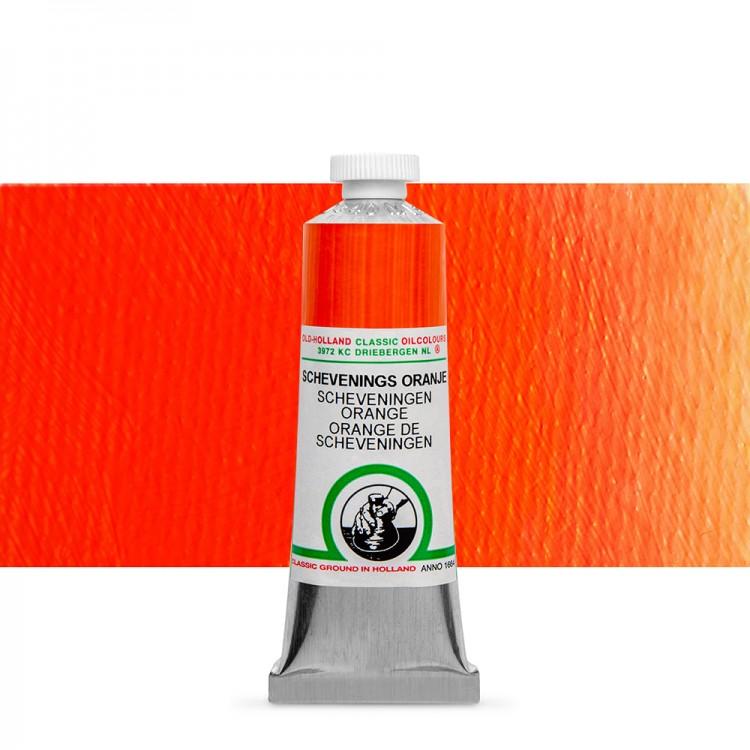 Old Holland : Classic Oil : 40ml Scheveningen Orange
