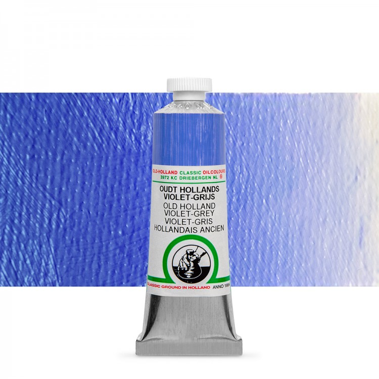 Old Holland : Classic Oil : 40ml Violet-Grey