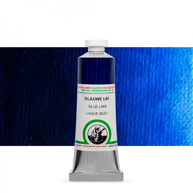 Old Holland : Classic Oil : 40ml Blue Lake