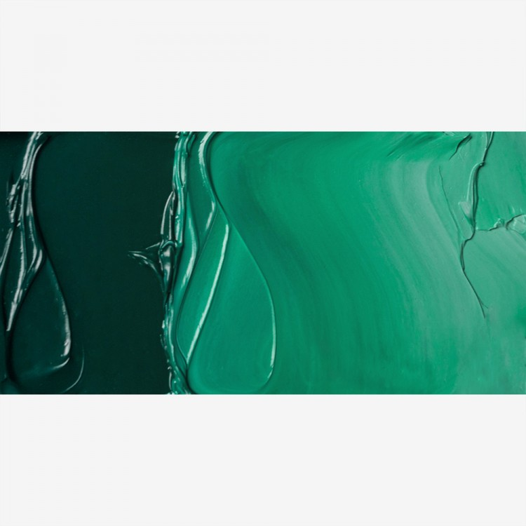 Jackson's : Artist Oil Paint : 225ml : Viridian Green