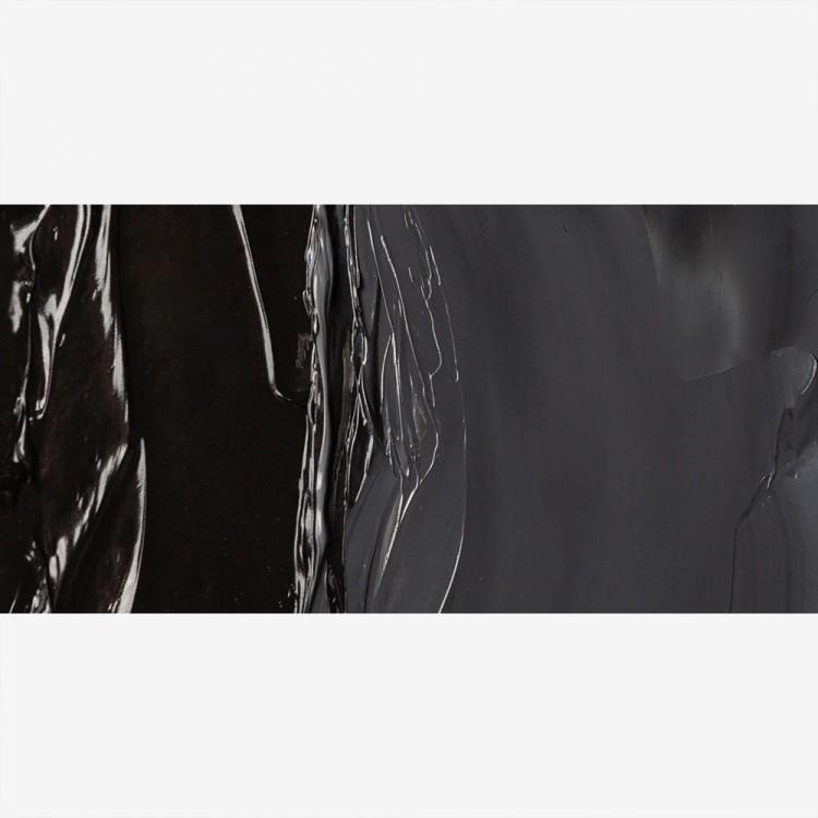 Jackson's : Artist Oil Paint : 225ml : Mars Black