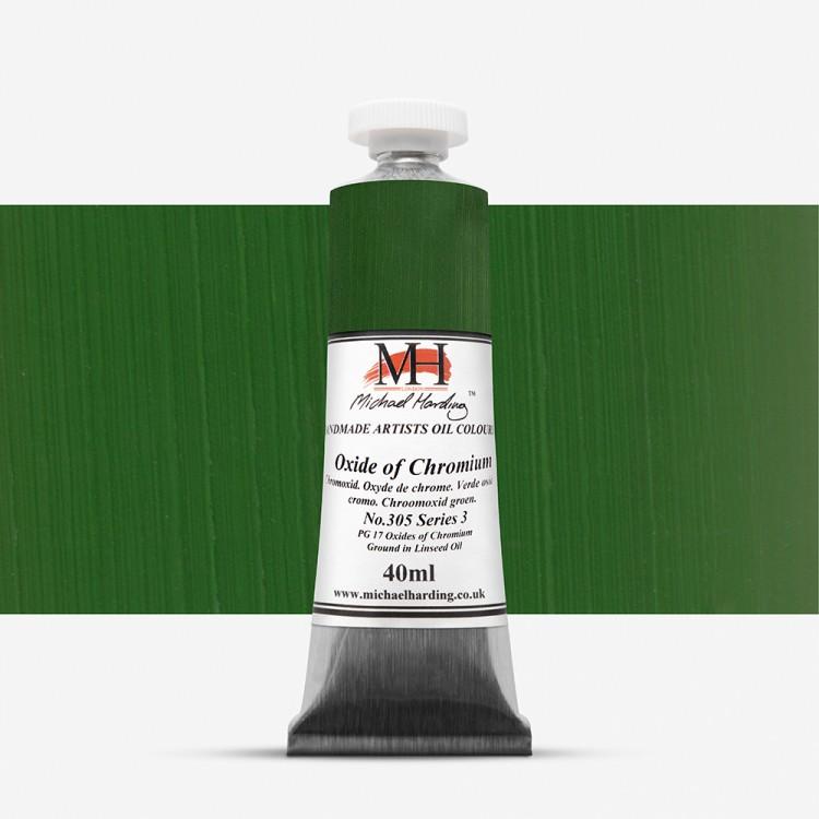 Michael Harding : Oil Paint : 40ml : Oxide of Chromium