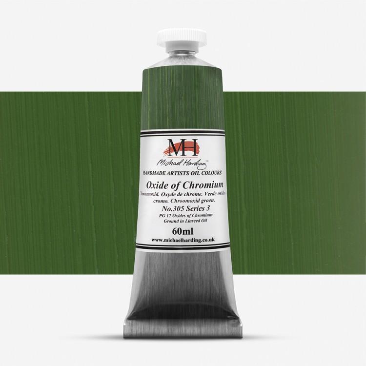 Michael Harding : Oil Paint : 60ml : Oxide of Chromium