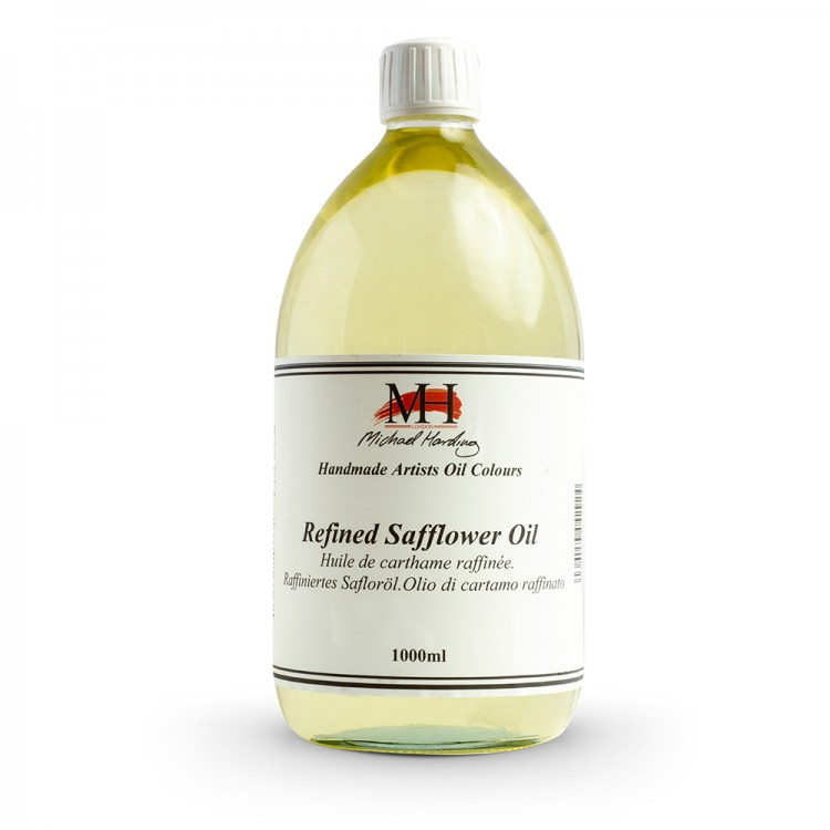 Michael Harding : Refined Safflower Oil : 1000ml