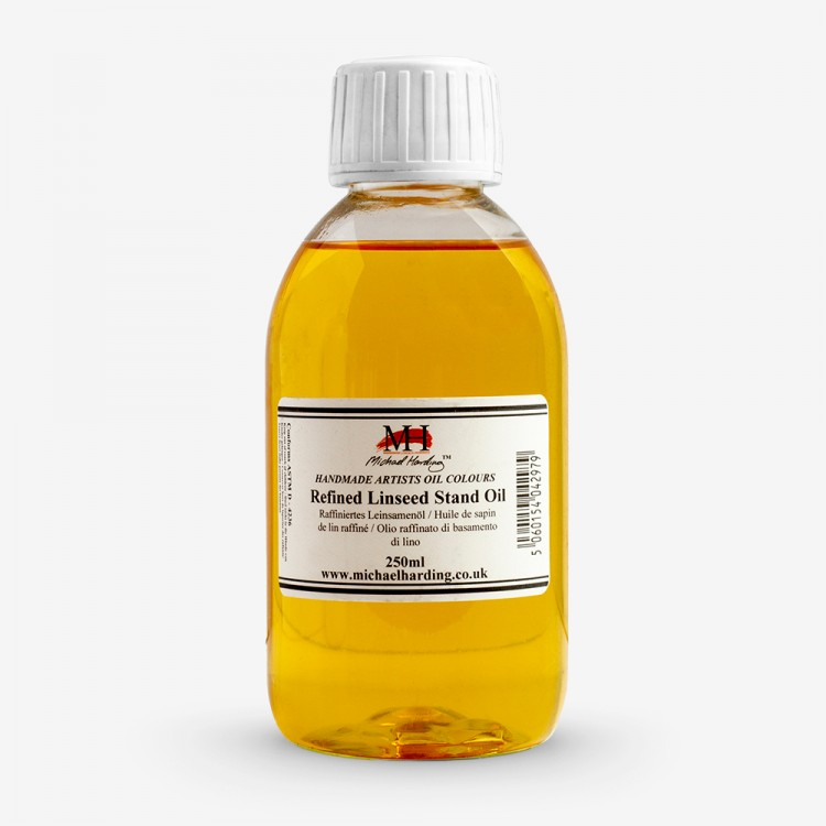 Michael Harding : Refined Linseed Stand Oil : 250ml
