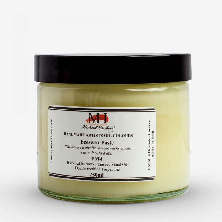 Michael Harding : Beeswax Paste : 250ml : Ship By Road Only