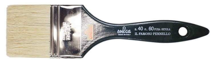 Omega : Brush S.40 size 60mm