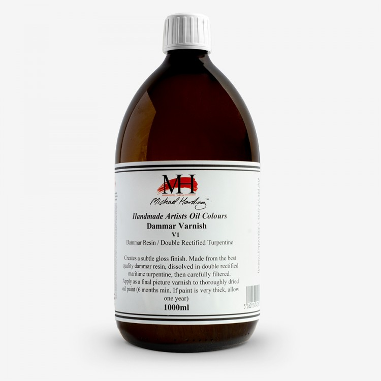 Michael Harding : Dammar Varnish : 1000ml