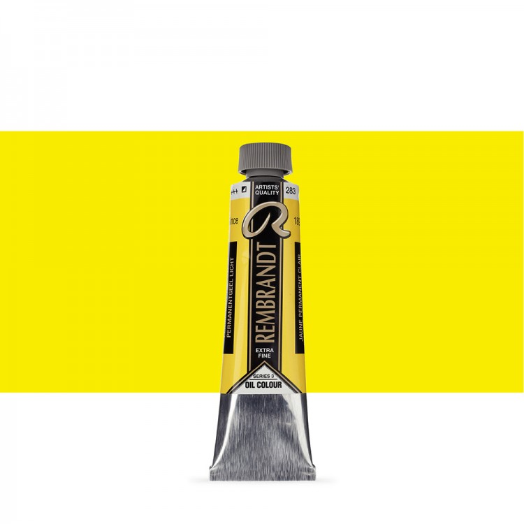 Talens : Rembrandt Oil Paint : 40 ml : Permanent Yellow Light