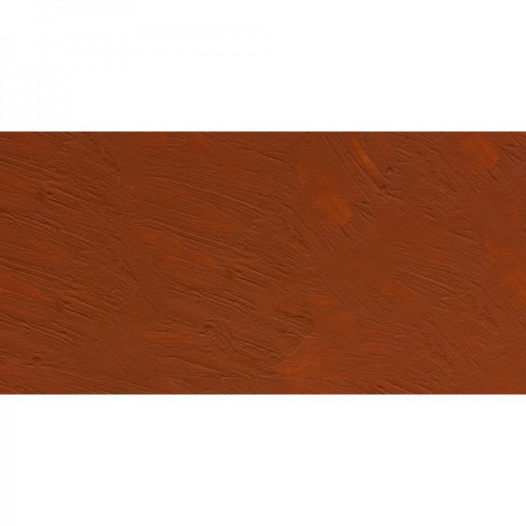 R&F : Pigment Stick (Oil Paint Bar) : 38ml : Mars Orange II (2122)