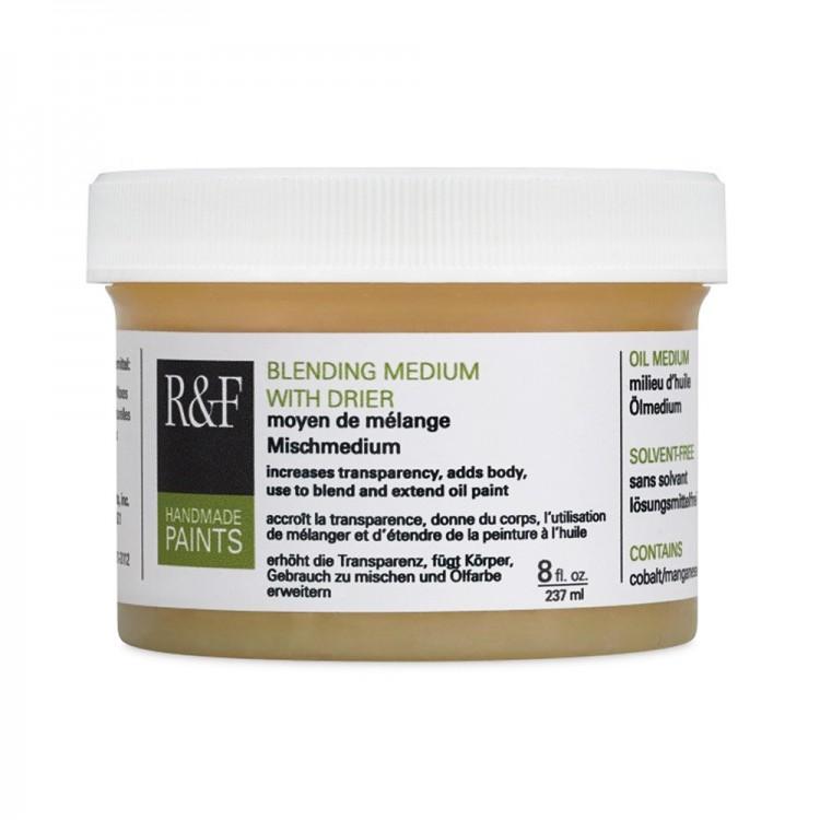 R&F : Pigment Stick Blending Medium with Drier : 237ml (8oz)